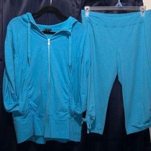 Champion Capri jogger outfit